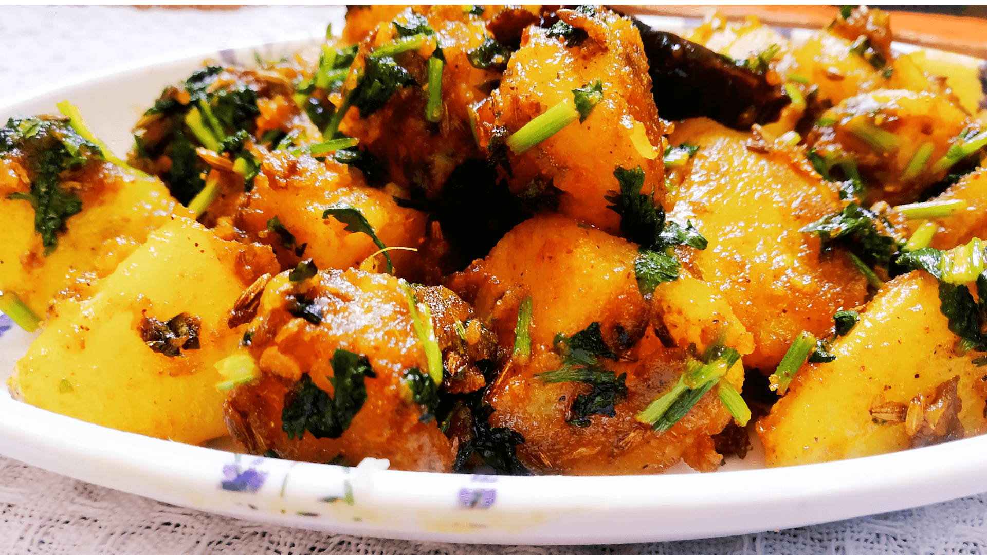 Jeera aloo recipes